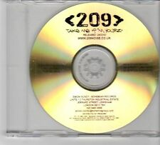 (FT596) 209, Take Me I'm Yourz - 2003 DJ CD