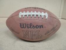 vintage Wilson Nfl Football Pete Rozelle- unknown Autograph