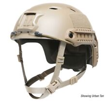 Ops Core Fast Base Jump Helmet (Military) urban tan NEW with original packaging