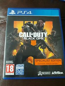 PS4 Call of Duty Black Ops IIII