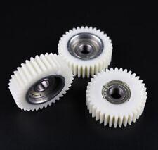 Ersatzzahnräder,36 Zähne,8mm lager bohrung,47,5mm Außendurchmesser + Seegeringe