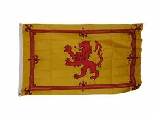 Scotland Scottish Rampant Lion Flag 3 X 5 3x5 Feet Polyester New