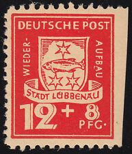 Lokalausgabe Lübbenau Mi.Nr. SAUr postfrisch Mi.Wert -€ (7309)