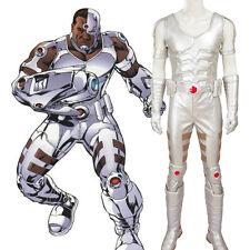 "HZYM Men's Victor ""Vic""Stone Cyborg Cosplay Costume"