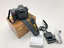 Corpo della fotocamera Nikon D750