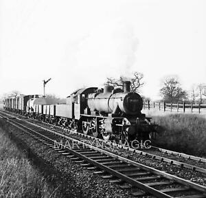 M-1617 60X60mm Railway Negative 46472 @ Plumley on Northwich-Knutsford pick up g
