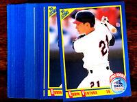 1990 Score ROBIN VENTURA ~ 20 CARDS LOT #595 ~ CHICAGO WHITE SOX STAR 1ST RD DP