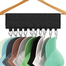 Folding Baseball Cap Rack Hat Holder Clip Hook Organizer Door Closet Hanger