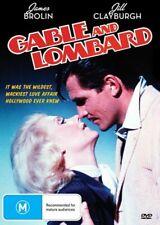 Gable and Lombard - James Brolin - ( R4 DVD )