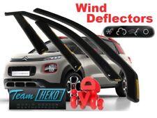 4 Climair Viento desviadores de coche Citroen C3 Mk1 conjunto de 2002-2009