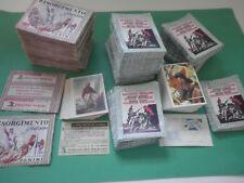 Lotto Figurine e Bustine Risorgimento Italiano 1969 + Battaglie Storiche COX F10