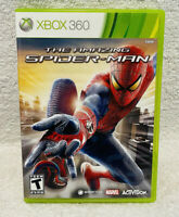 The Amazing Spider-Man (Microsoft Xbox 360, 2012) Complete CIB