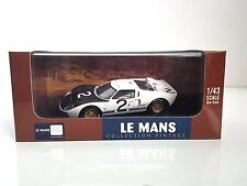 IXO MODELS FORD MKII #2 LE MANS TEST (APRIL) 1966 1:43 SCALE NEW IN BOX