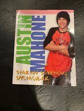 Austin Mahone Startin Something Spectacular Paperback