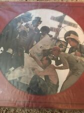Michael Jackson In The Jackson's Going Places Picture Disc Mint In Package Red …