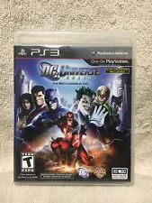 DC Universe Online Playstation 3 Video Game