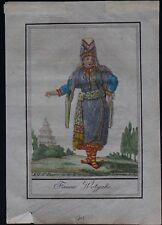 Grasset de St Sauveur J. (1757-1810) - gravure - Costumes de différents pays