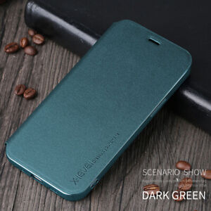 leather Flip Case Stand ultra Slim Cover For iPhone 13 /13 Pro Max 12 Pro 11 XS