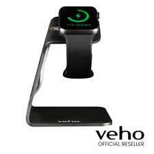 VEHO CHARGING STAND/DOCK & MICRO SUCTION BASE FOR APPLE WATCH - VIW-001-G