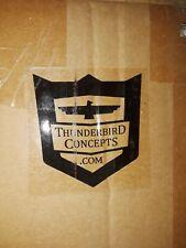 2002-2005 Ford Thunderbird Trunk Rack - Read Description