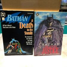 Batman Detective BLIND JUSTICE TPB 1992 Retailer Premium SEALED HIGH GRADE OOP