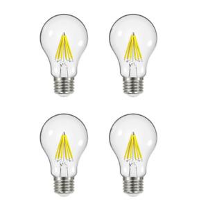 EcoSmart LED Light Bulb 60-Watts 840 Lumens Dimmable Energy Saving (4-Pack)