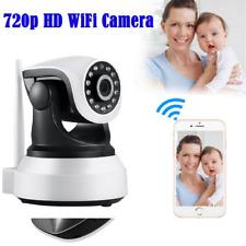 Wireless IP Camera Pan Tilt 720P Security Network CCTV Night Vision WIFI Webcam