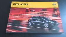 Opel Astra J Infotainment Betriebsanleitung NEU Bedienungsanleitung Radio Navi