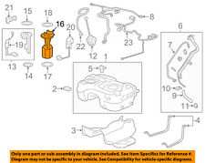Chevrolet GM OEM 12-15 Captiva Sport-Fuel Pump 13591799