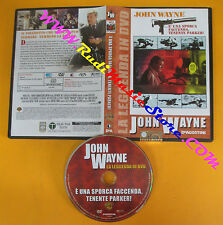DVD film E'UNA SPORCA FACCENDA TENENTE PARKER! 2007 John Wayne no vhs (D8)