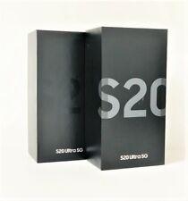 Samsung Galaxy S20 Ultra 5G SM-G988U-128GB-(Unlocked)(SingleSim)Samsung Warranty