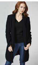 Button Coats & Jackets Classic Neckline Peacoat for Women