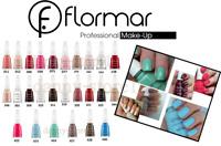 FLORMAR Nail  Enamel Classic Polish  Long lasting Extra Shiny 11ml Free Delivery