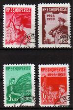 Albanien 582-85, O, 15.Jahrestag der Befreiung