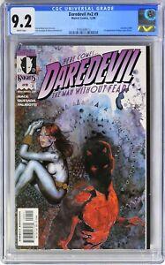 S267. DAREDEVIL #v2 #9 Marvel CGC 9.2 NM- (1999) 1st App. of ECHO (Maya Lopez)