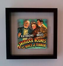 Retro Pop Art incorniciato Vintage Hollywood Film piastrella in ceramica IDEA REGALO GRATIS UK P & P