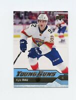 16/17 UPPER DECK YOUNG GUNS ROOKIE RC #483 KYLE RAU PANTHERS *29508