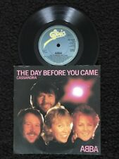 """ABBA - The Day Before You Came / Cassandra 7"""" Vinyl Pic Sleeve Epic EPC A2847"""