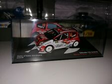 Citroen C2 S1600 Rally Altaya 1:43
