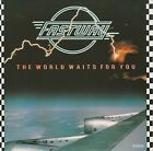 Fastway - The World Waits For You -ex Motorhead Fast Eddie Clarke/ mint condit.