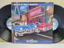 Time Life-GIANTS The Rock N Roll Era 2-LP (Best of/50s) Duane Eddy/Jackie Wilson