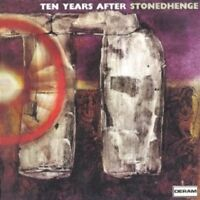 "TEN YEARS AFTER ""STONEDHENGE"" CD REMASTERED NEW"