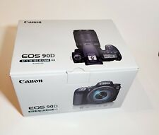 Canon EOS 90D with 18-135mm