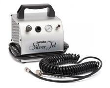 Iwata Studio Series Silver Jet airbrush compressor Iw-Silver
