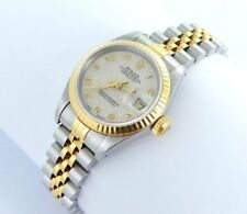 Rolex Datejust Damenuhr Stahl/Gold Ref. 69173 Top Zustand