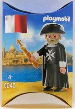 MALTESER GIOVANNI Playmobil Exclusiv Set 5045 zu Orden Kreuzritter Mönch OVP NEU