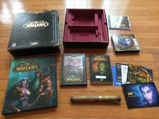 MINT World of Warcraft Collector's Edition PC Game Complete Set