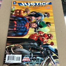 New listing Justice League #50 cover B