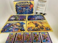 Vintage 90s R.L STINE - Goosebumps - 1995 - Shrieks and Spiders Game - Complete