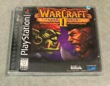 WarCraft II: The Dark Saga [PlayStation 1] BRAND NEW & FACTORY SEALED!!  RARE!!